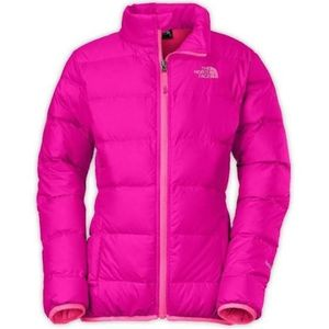 The north face 550 girl G Andes Jacket NWT